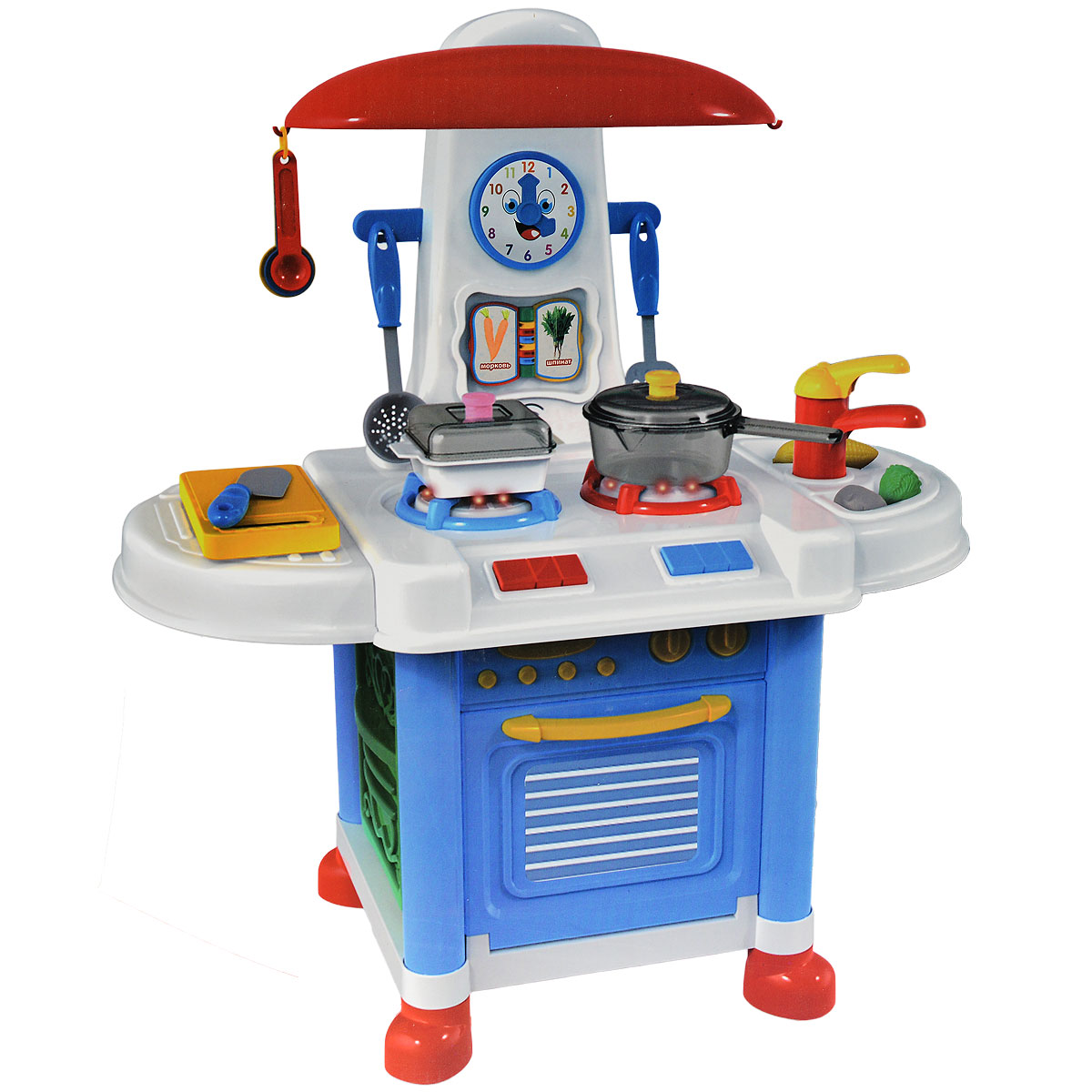 Игровой набор Кухня. Помогаю маме, 16 предметов игровые наборы shopkins игровой набор веселая кухня