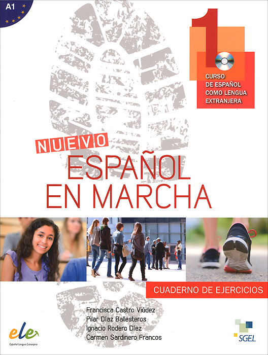 Nuevo espanol en marcha 1: Nivel A1: Cuaderno de ejercicios (+ CD) club prisma libro del profesor metodo de espanol para jovenes a2 cd