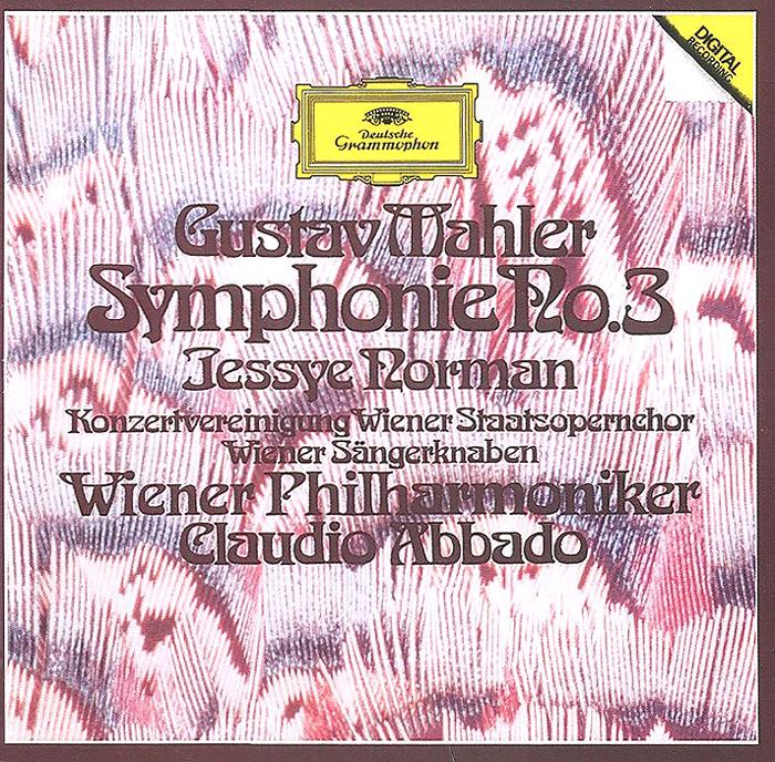 Клаудио Аббадо,Wiener Philharmoniker Claudio Abbado, Wiener Philharmoniker. Gustav Mahler. Symphonie No. 3 wiener philharmoniker wiener philharmoniker new year s concert 2017 3 lp