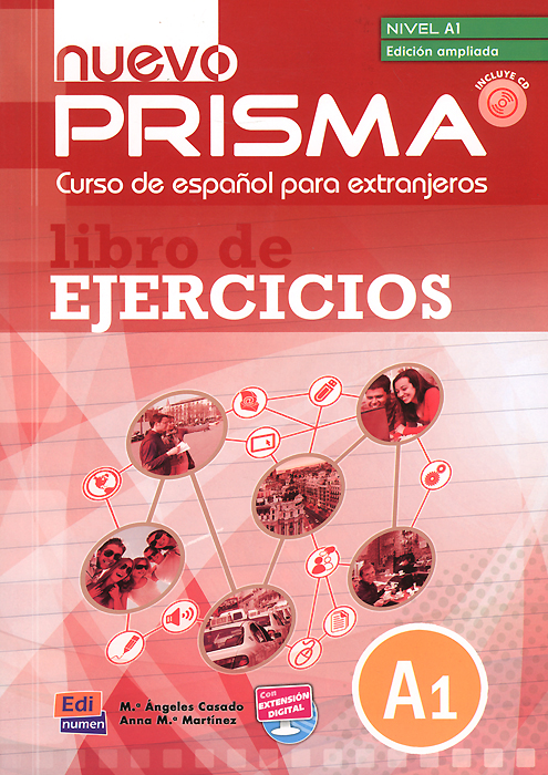 Nuevo prisma: A1: Libro de ejercicios (+ CD) guzman de alfarache nivel tercero b1 cd