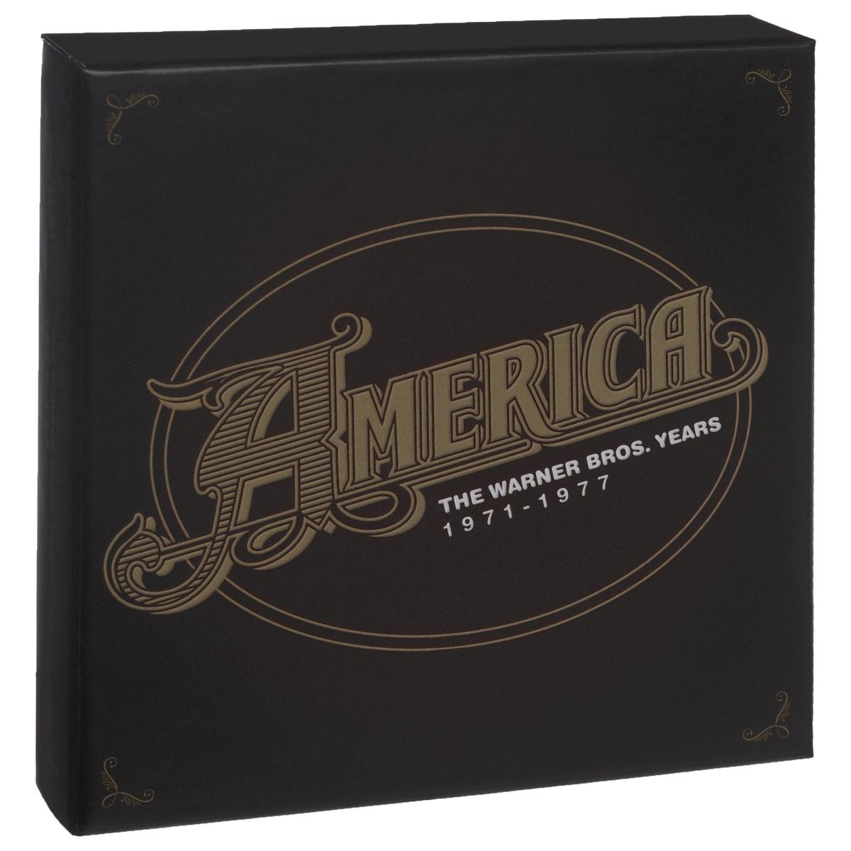 America America. The Warner Bros. Years 1971-1977 (8 CD) накладной хвост the bai america place
