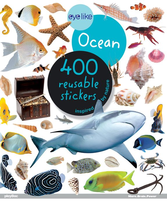 Ocean  (sticker book) maisy s farm sticker book