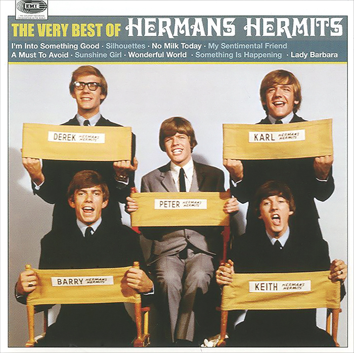 Herman's Hermits Herman's Hermits. The Very Best Of Herman's Hermits (2 CD) cd диск jeff healey the very best of 1 cd