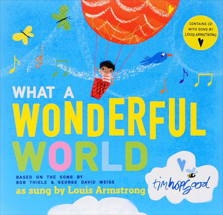 What a Wonderful World (+ CD) дойль а затерянный мир the lost world cd