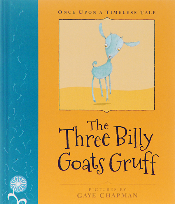 The Three Billy Goats Gruff little angel накладка на унитаз little angel голубой