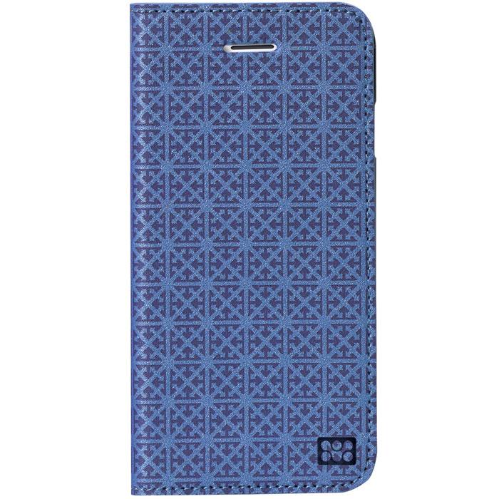 Promate Rouge-i6 чехол для iPhone 6, Blue00008252Promate Rouge-i6 обеспечивает ваш iPhone 6 великолепную защиту. Благодаря продуманному дизайну этот чехол можно сложить в удобную подставку, например, для просмотра клипов или фильмов на вашем смартфоне. Разработанный специально для iPhone 6 он обеспечивает прекрасный доступ к разъему для наушников, порту зарядки телефона, камере и динамику. Стильная защита от Promate!