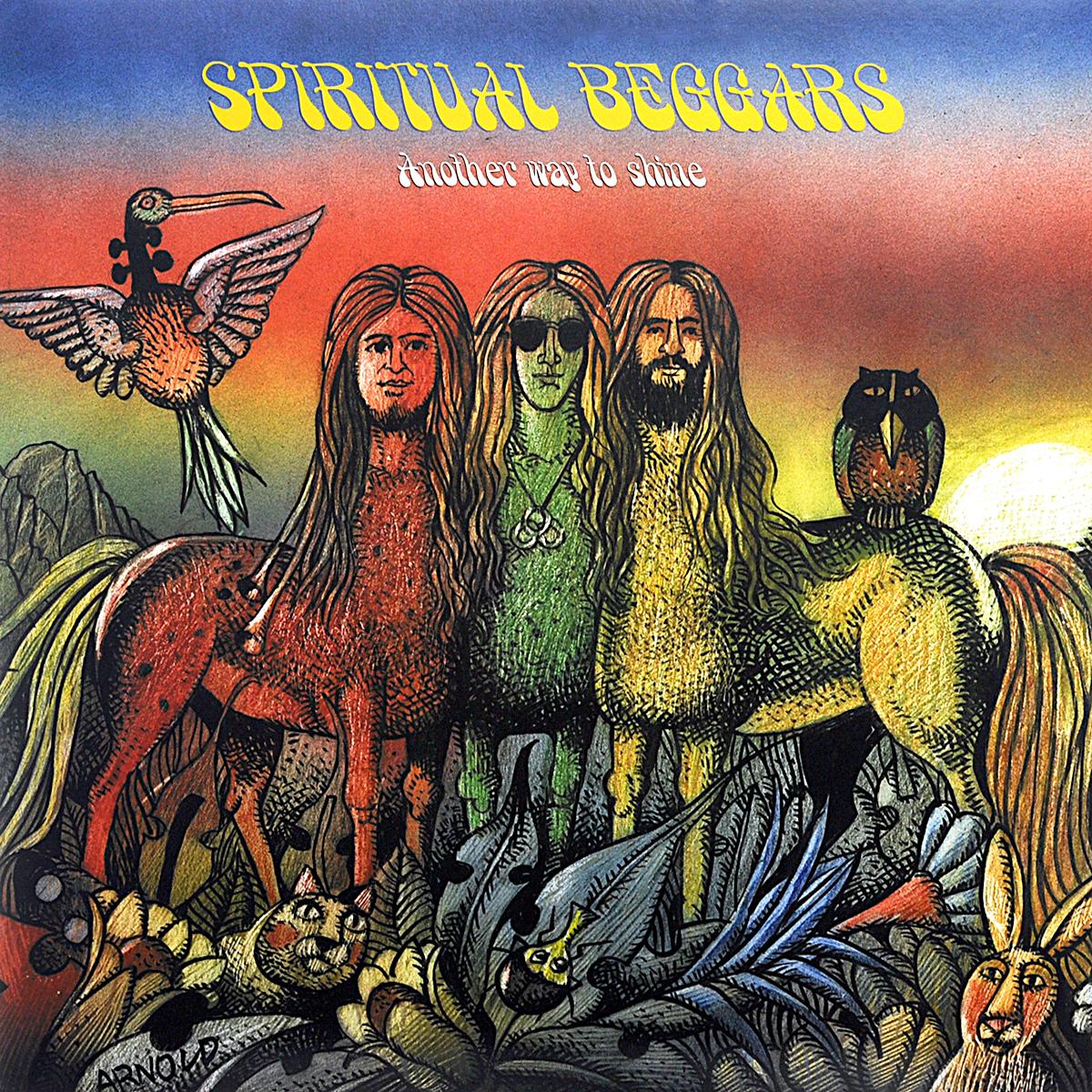 Spiritual Beggars Spiritual Beggars. Another Way To Shine (LP) spiritual beggars spiritual beggars ad astra lp