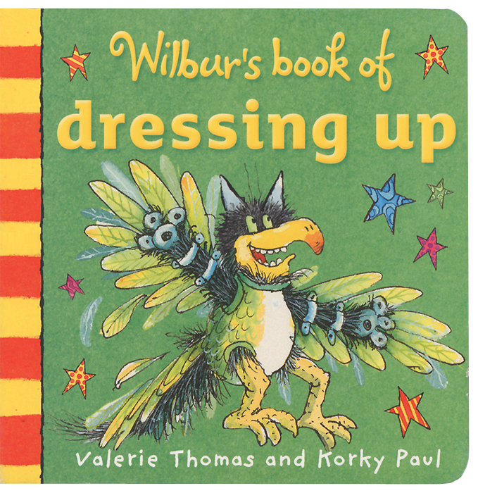 Wilbur's Book of Dressing Up wilbur s book of things that go