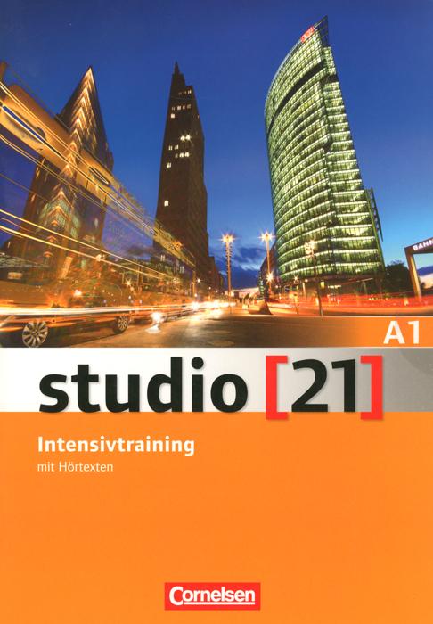 Studio 21: Intensivtraining mit Hortexten: Deutsch als Fremdsprache: A1 (+ CD) deutsch mit emil
