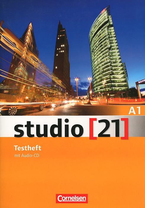 Studio 21 A1: Testheft ( + CD) johanna spyri heidis lehr und wanderjahre