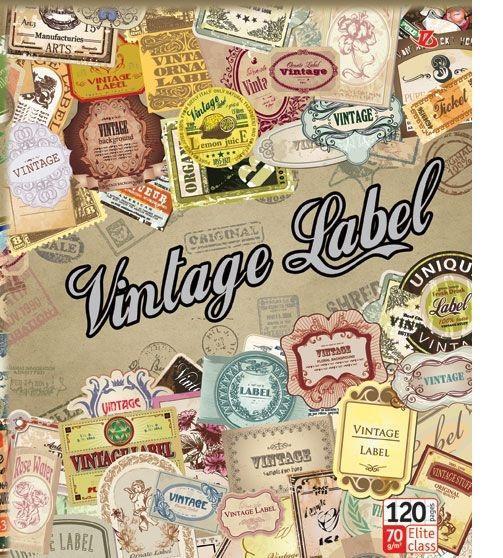 Тетрадь Seventeen Vintage Label, 60 листов. 2/3_Вид 12/3_Вид 1Тетрадь Seventeen Vintage Label с оригинальным изображением на обложке подойдет для выполнения любых работ.Обложка тетради с закругленными углами изготовлена из мелованного картона. Внутренний блок тетради на гребне состоит из 60 листов высококачественной бумаги повышенной белизны. Все листы расчерчены в клетку без полей.