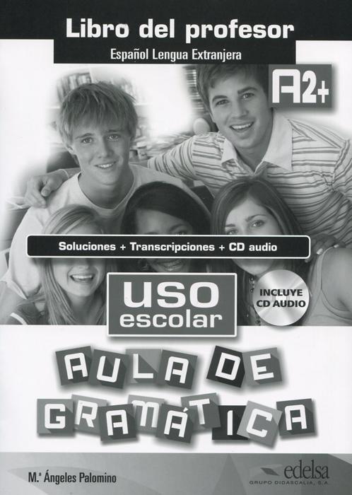 Uso escolar: Aula de gramatica: A2: Libro del profesor (+CD) quaderni del plida a2 cd