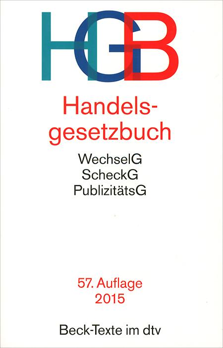 Handelsgesetzbuch (Beck-Texte im dtv)