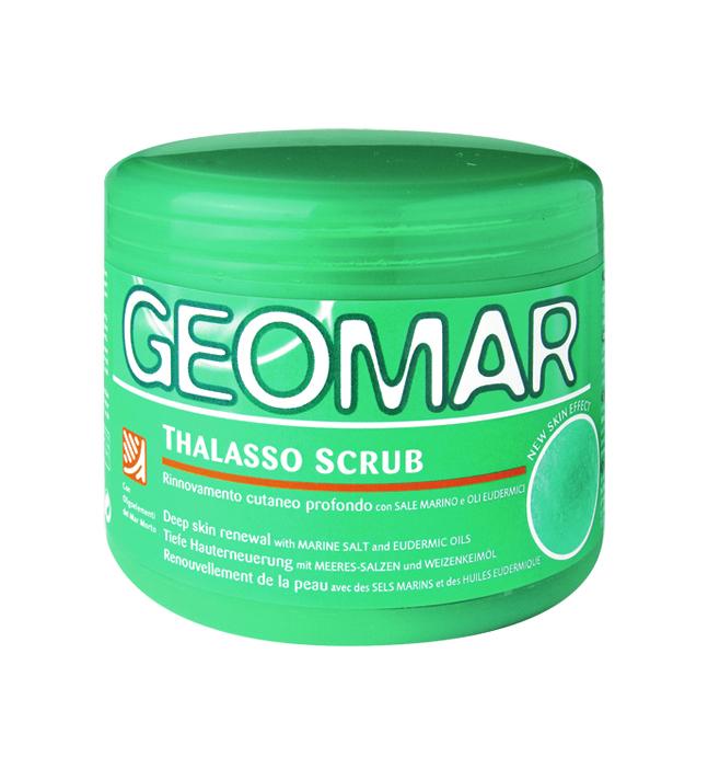 все цены на Geomar Талассо Скраб 600 гр. онлайн