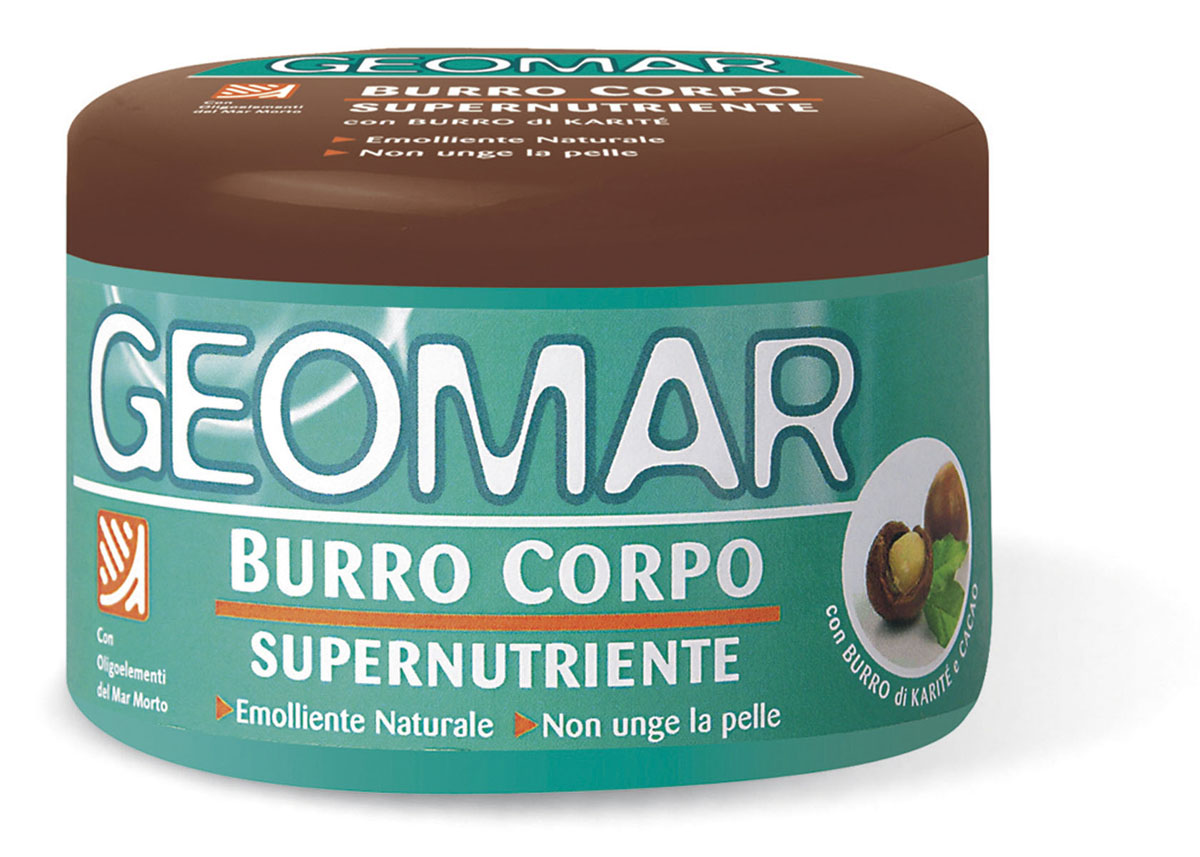 Geomar Масло для тела супер питательное 250 мл. недорого