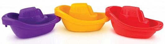 Munchkin игрушка для ванны лодочки 4+ , цвет: оранжевый