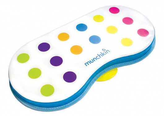 Munchkin подушка для коленей 12+ , цвет: белый - Все для купания