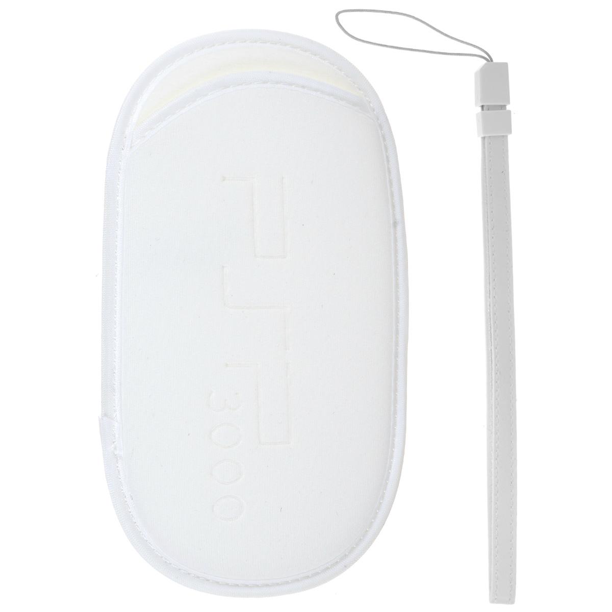 Чехольчик + ремешок Game Guru для Sony PSP 2000/3000 (белый)PSP2000-Y007Мягкий чехол Game Guru для PSP 2000/3000 сбережет вашу консоль от ударов, царапин и других внешних повреждений. Чехол выполнен из высококачественного материала, а внутренняя отделка - из синтетики. В комплект также входит ремешок для удобной переноски.