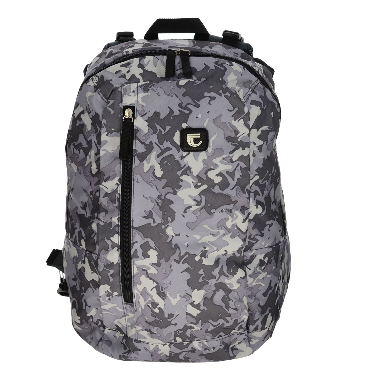 Рюкзак двойной Tiger, цвет: серый81010/TGРюкзак Tiger изготовлен из качественного полиэстера, характеризующегося повышенной износостойкостью.Отстегивающаяся задняя дополнительная панель с регулируемыми лямками, позволяет менять расцветку рюкзака на камуфляжную. При изменении рюкзака, он будет иметь одно основное отделение на молнии, дополнительный карман на вертикальной молнии, регулируемые сверху и снизу задние лямки с сетчатой набивкой.