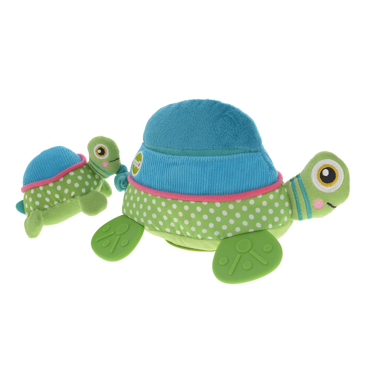 Игрушка развивающая OOPS Черепаха мягкие игрушки oops игрушка развивающая черепаха