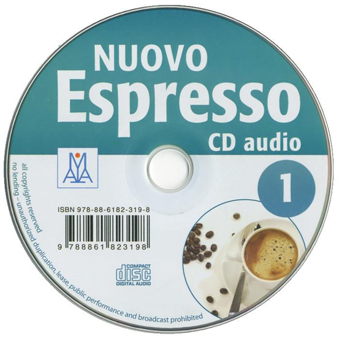 Nuovo еspresso 1 (аудиокурс на CD) nuovo espresso grammatica
