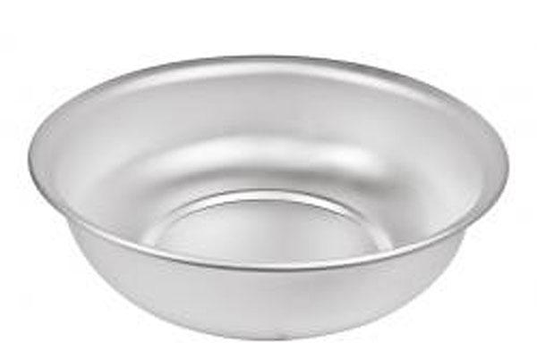 Таз SCOVO, цвет: серебристый, диаметр 630 мм. МТ-052/С-478МТ-052/С-478Таз SCOVO из алюминия, диаметр 630 мм.
