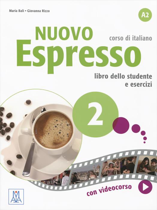 Nuovo espresso 2: Livello A2: Corso di italiano: Libro dello studente e esercizi (+ DVD-ROM) delitto in piazza del campo livello due b1 cd