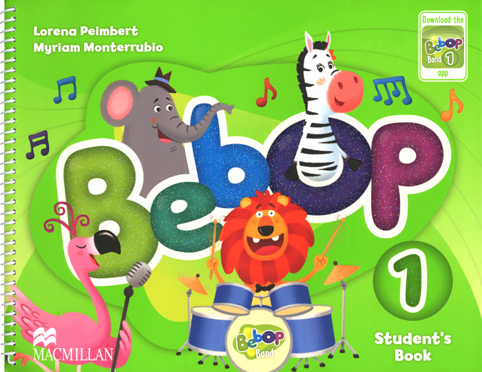 Bebop: Student's Book Pack: Level 1 action pack glue and tips [set of 3]