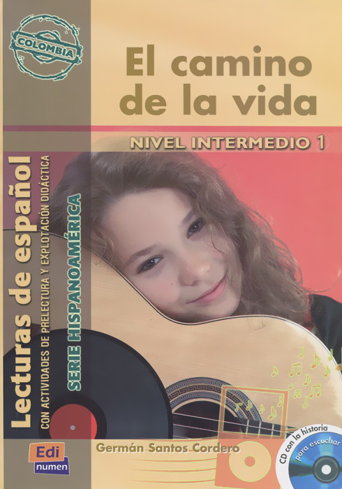 El camino de la vida: Nivel intermedio 1 (+ CD)
