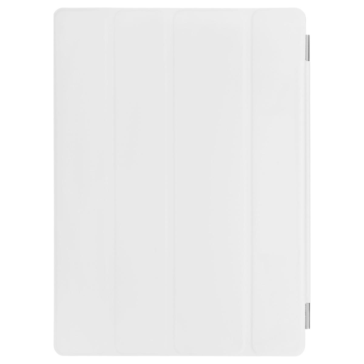Black Horns обложка на экран для iPad, White (BH-iD2301)BH-iD2301( R)Обложка на экран Black Horns для iPad2 разработана специально для защиты экрана вашего планшета от пыли, царапин и потертостей. Обложка надежно крепится к iPad2 при помощи магнитов, автоматически выводит планшет из режима сна при открытии. Также ее можно использоваться как подставку для набора текста.