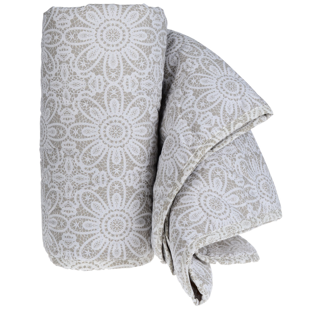 """Одеяло летнее """"Green Line"""", наполнитель: льняное волокно, 172 х 205 см"""