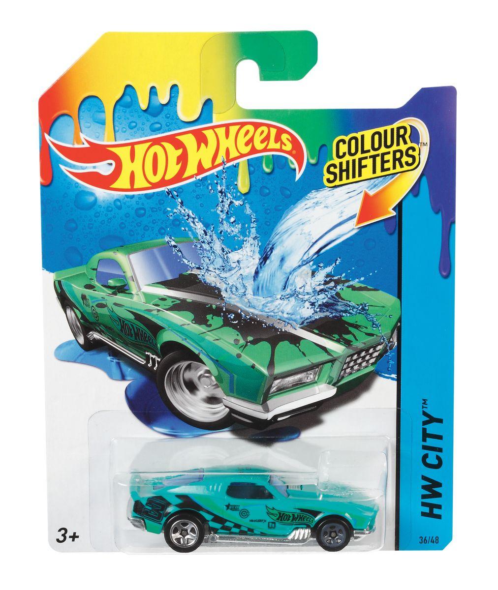 Hot Wheels Машинка, меняющая цвет Color shifters , Машинки  - купить со скидкой