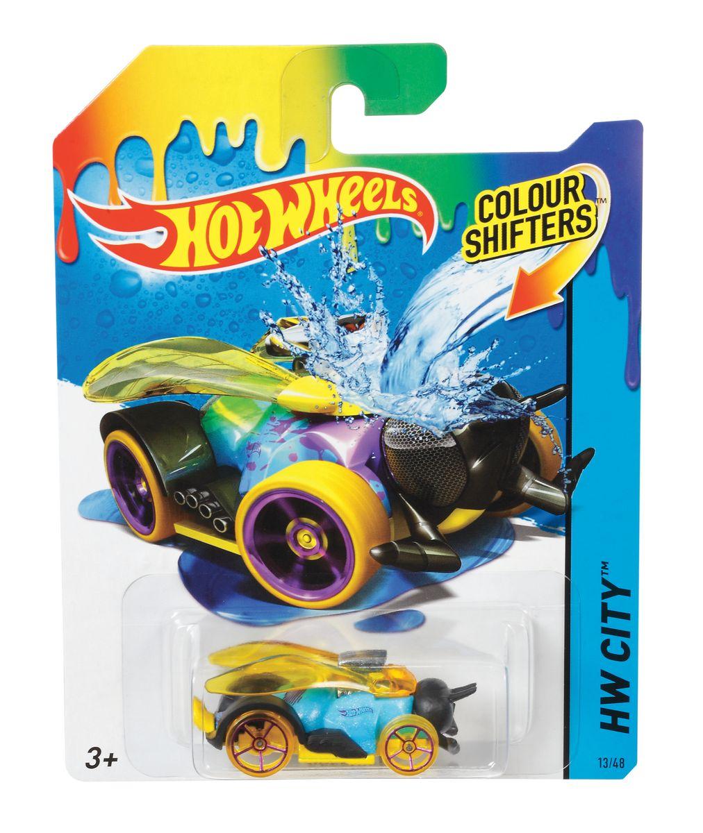 Hot Wheels Машинка, меняющая цвет Color shifters hot wheels color shifters машинка dodge charger r t