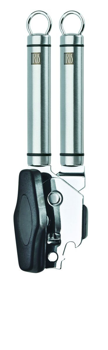 IRIS Открывалка для банок и бутылок - серия ELITE (хром) iris