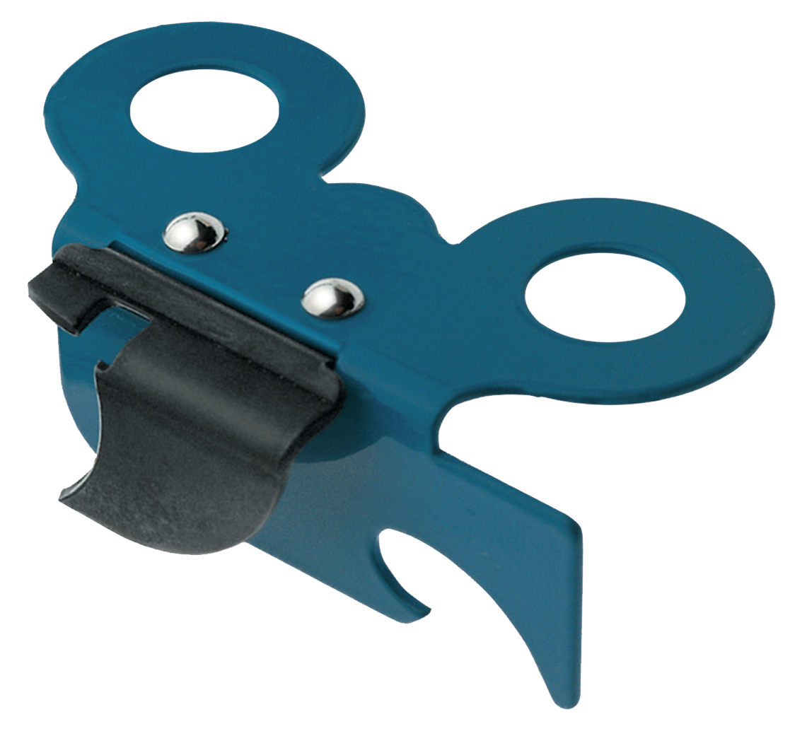 IRIS Открывалка для банок (нерж.)-синий2133-CCОткрывалка для банок (нерж.)