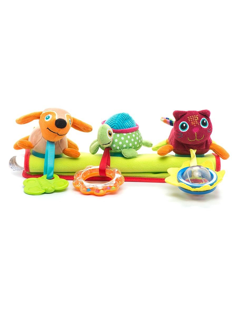 Игрушка-подвеска OOPS My Travel Friends, на манжете. O 12004.20 игрушка подвеска oops my travel friends на манжете