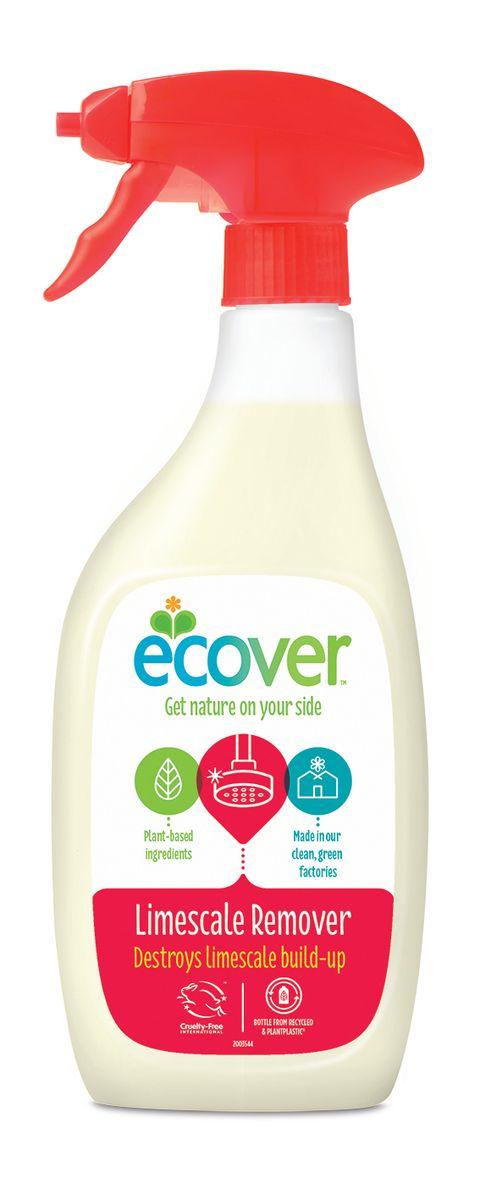 Экологический спрей Ecover для удаления известковых отложений, 500 мл00291Экологический спрей Ecover идеально подходит для чистки поверхностей из нержавеющей стали, хрома, никеля, керамической плитки, стекла и т.п. Отлично удаляет известковый налет, разводы и пятна от воды, остатки мыла, ржавчину. Придает естественный блеск и чистоту. Не подходит для использования на эмали, мраморе, природном камне, изделиях из меди, серебра, золота, бытовой технике, нагретых и горячих поверхностях. Не оказывает вредного влияния на кожу, безопасен при вдыхании, снижает риск аллергических реакций. Обладает приятным цитрусовым ароматом на основе растительных компонентов. Оснащен высокоэффективным распылителем с блокиратором ON/OFF. Не содержит соединений хлора и других агрессивных веществ, без синтетических ароматизаторов. Уровень pH: 1.9.Подходит для использования в домах с автономной канализацией. Не наносит вреда любым видам септиков! Победитель конкурса Золотой стрелец (Бельгия) в сегменте экологических продуктов. Характеристики:Состав: >30% вода; 5-15% лимонная кислота, Объем: 500 мл. Товар сертифицирован.Как выбрать качественную бытовую химию, безопасную для природы и людей. Статья OZON Гид