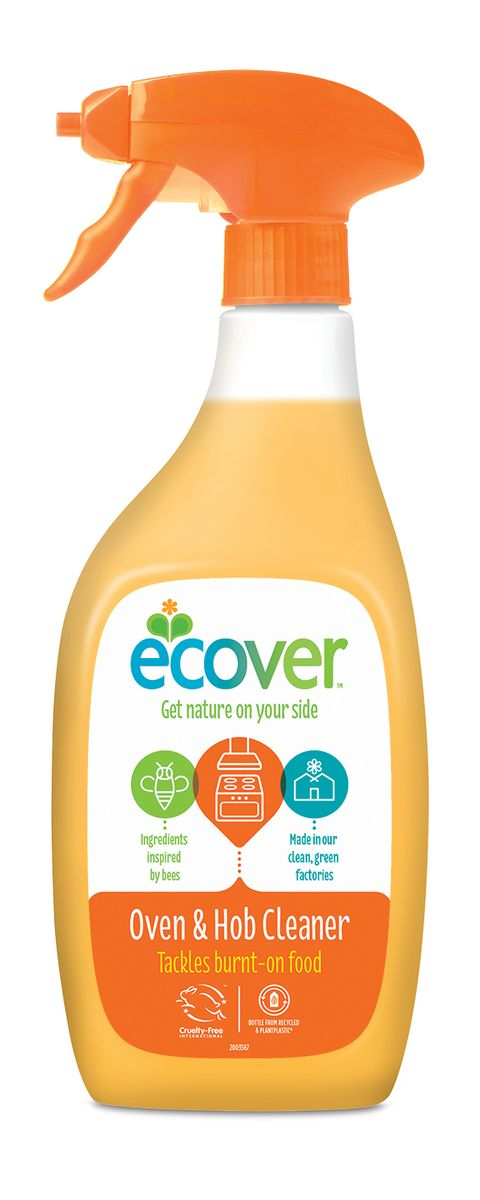 Экологический суперочищающий спрей Ecover, универсальный, 500 мл спрей topperr для чистки духовок и грилей 500 мл