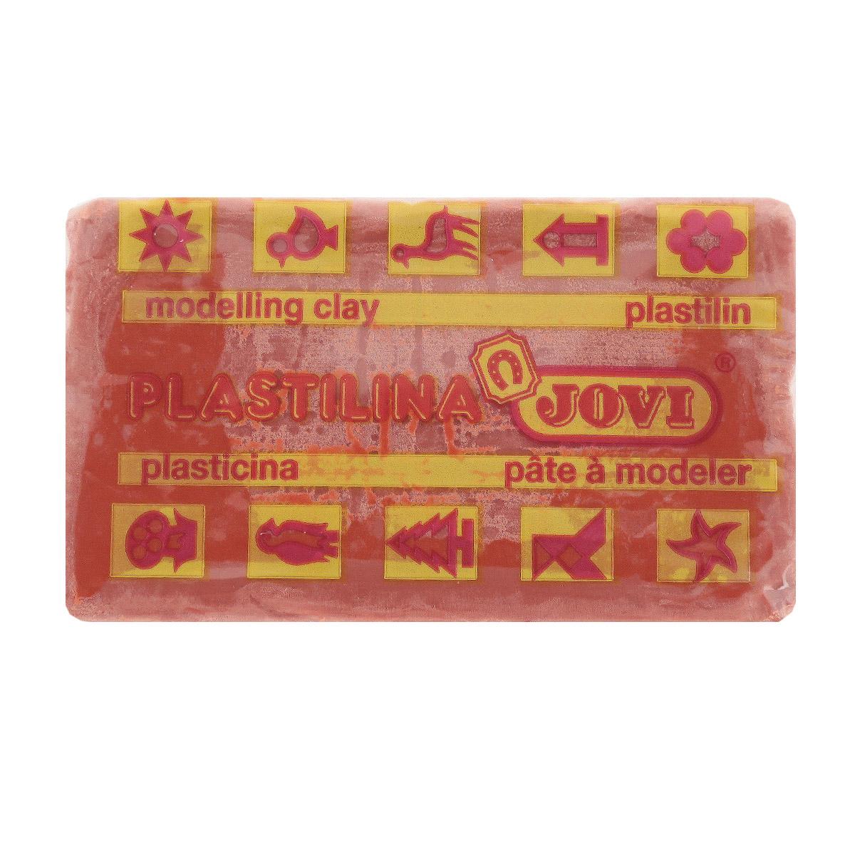 Jovi Пластилин, цвет: коричневый, 50 г70/30U_коричневыйПластилин Jovi - лучший выбор для лепки, он обладает превосходными изобразительными возможностями и поэтому дает простор воображению и самым смелым творческим замыслам. Пластилин, изготовленный на растительной основе, очень мягкий, легко разминается и смешивается, не пачкает руки и не прилипает к рабочей поверхности. Пластилин пригоден для создания аппликаций и поделок, ручной лепки, моделирования на каркасе, пластилиновой живописи - рисовании пластилином по бумаге, картону, дереву или текстилю. Пластические свойства сохраняются в течение 5 лет.