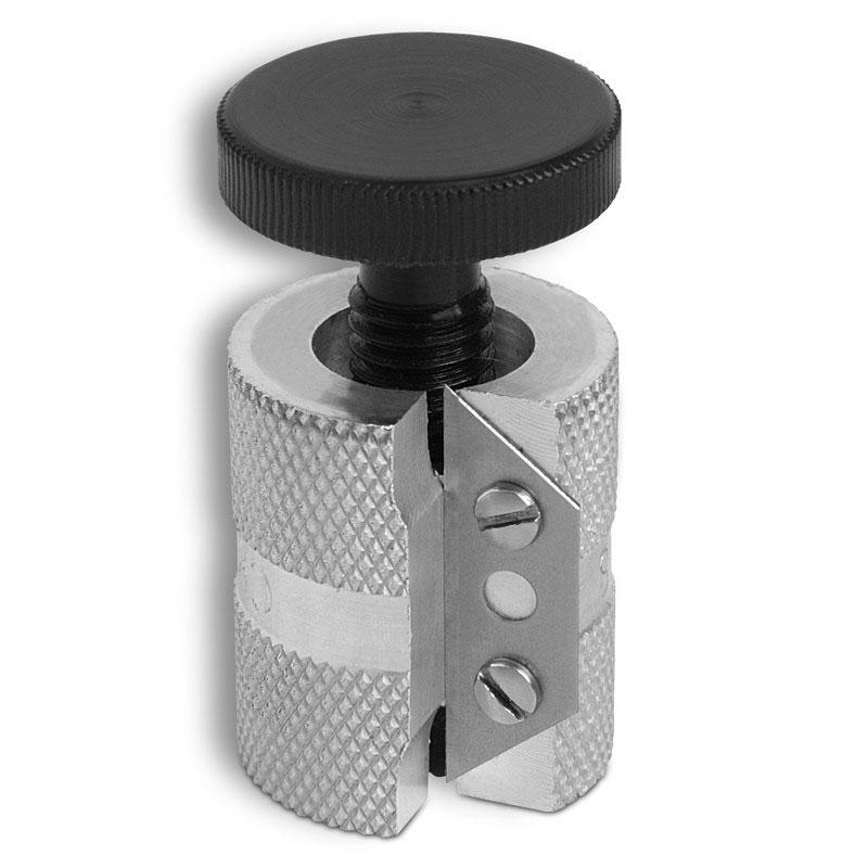 Инструмент для обработки наклейки Joe Porpers Mushroom Grazer3317Инструмент для обработки наклейки Joe Porpers Mushroom Grazer предназначен для обработки краев наклейки диаметром до 14 мм при появлении у нее формы грибной шляпки.Выполнен из высококачественной стали и пластика.