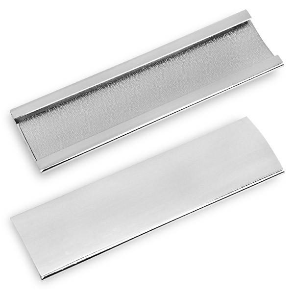 Инструмент для обработки наклейки Tip Sander5012Инструмент Tip Sander применяется как для формовки наклеек, так и для поддержания их в рабочем (шероховатом) состоянии. Выполнен из прочного металла. Внутренняя поверхность покрыта микроскопическими шипами, работающими как наждак.В комплекте тканевый мешочек для переноски и хранения.