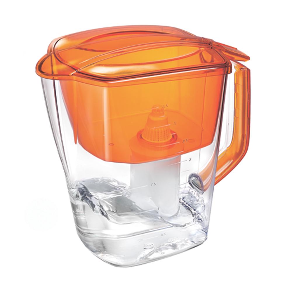 "Фильтр-кувшин для воды Барьер ""Гранд"", цвет: оранжевый, Барьер / Barrier"