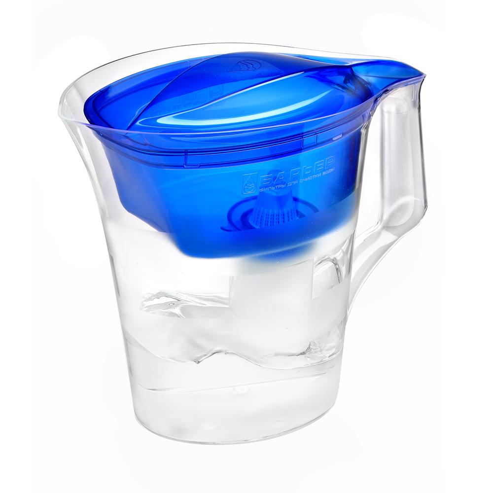 "Фильтр-кувшин для воды Барьер ""Твист"", цвет: синий, Барьер / Barrier"