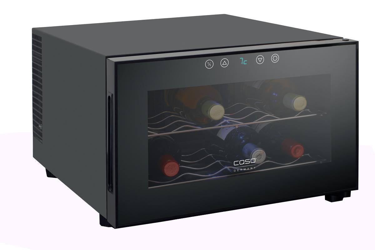 CASO WineCase 8 винный холодильник - Холодильники и морозильные камеры