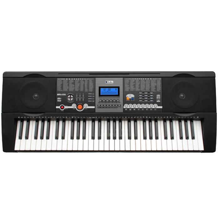 Tesler KB-6180 синтезатор - Клавишные инструменты и синтезаторы