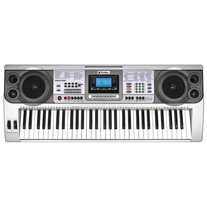 Tesler KB-6190 синтезатор синтезатор tesler kb 6190