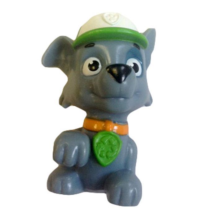 Мини-фигурка Щенячий патруль Щенок Rocky paw patrol фигурка щенок спасатель marshall
