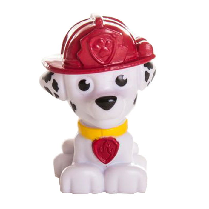 Мини-фигурка Щенячий патруль Щенок Marshall игрушка paw patrol маленькая фигурка щенка paw patrol