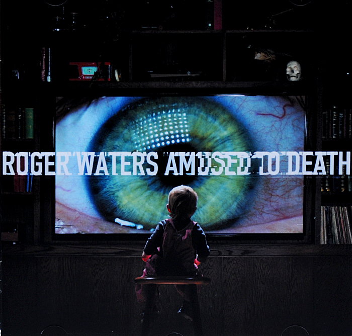 Роджер Уотерс Roger Waters. Amused To Death roger waters roger waters amused to death 2 lp
