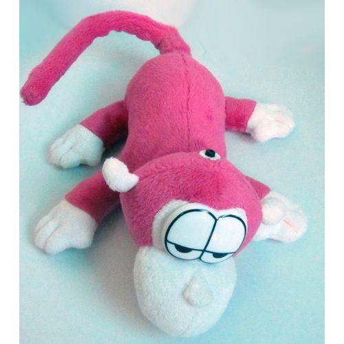 Chericole Интерактивная мягкая игрушка Обезьянка цвет фуксии интерактивная ручка tiptoi купить